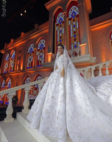The Most Beautiful Wedding Dresses on Instagram in 2016