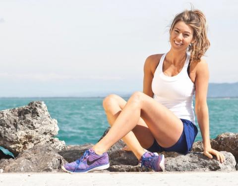 أفضل النصائح للياقة البدنية من آنا فيكتوريا