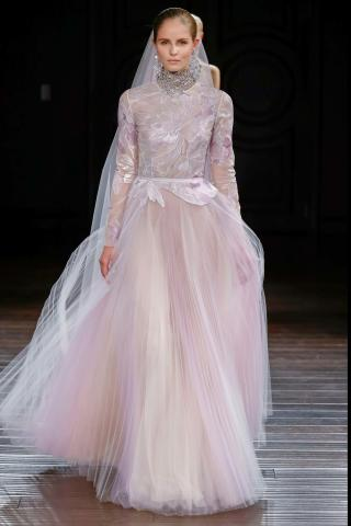 The Beautiful Naeem Khan Spring 2017 Bridal Collection