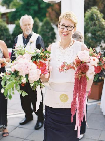A Chit Chat with Cathrin D'Entremont, Owner of CD Weddings