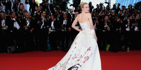 The Most Beautiful Celebrity Looks at Cannes 2017