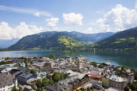 وجهة شهر العسل الساحرة: النمسا