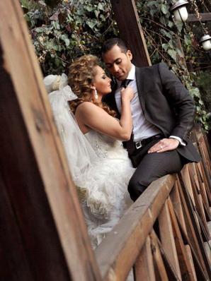 Qamar Khalaf and Mihyar Khdour's Wedding 2
