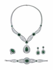 Mouawad Jewelry to Sparkle at Doha Jewelry and Watch Exhibition 2017
