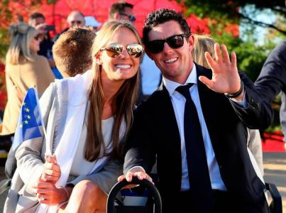 Fairytale Irish Wedding For Sporting Superstar Rory McIlory