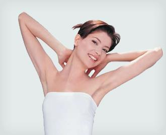 Say No to Underarm Darkness!