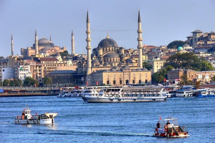 شهر عسل في إسطنبول