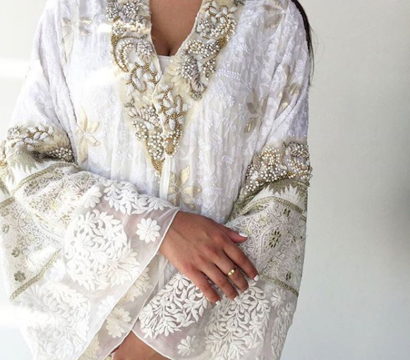Trendy Abayas We Love For Your Henna Night