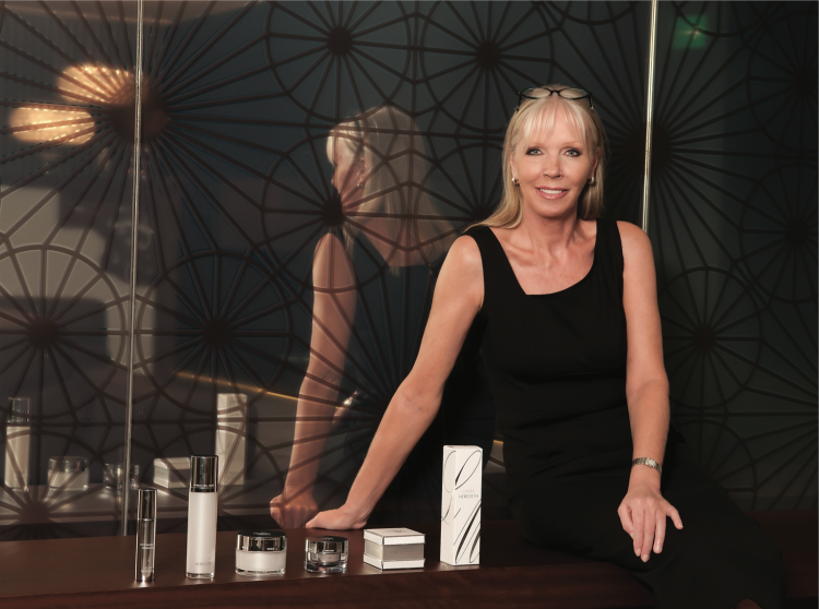 Linda Meredith Skincare Launches in UAE