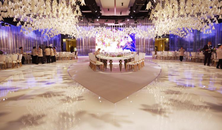 The Most Popular Wedding Halls in Sharjah
