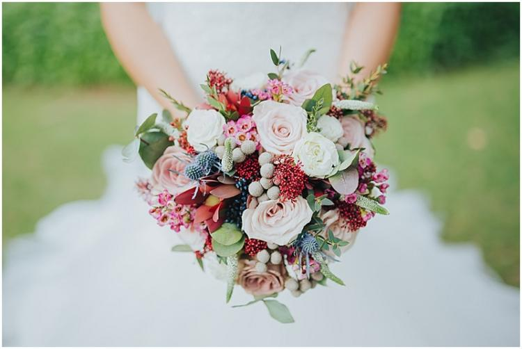 Beautiful Spring/Summer Bridal Bouquets by Vintage Bloom