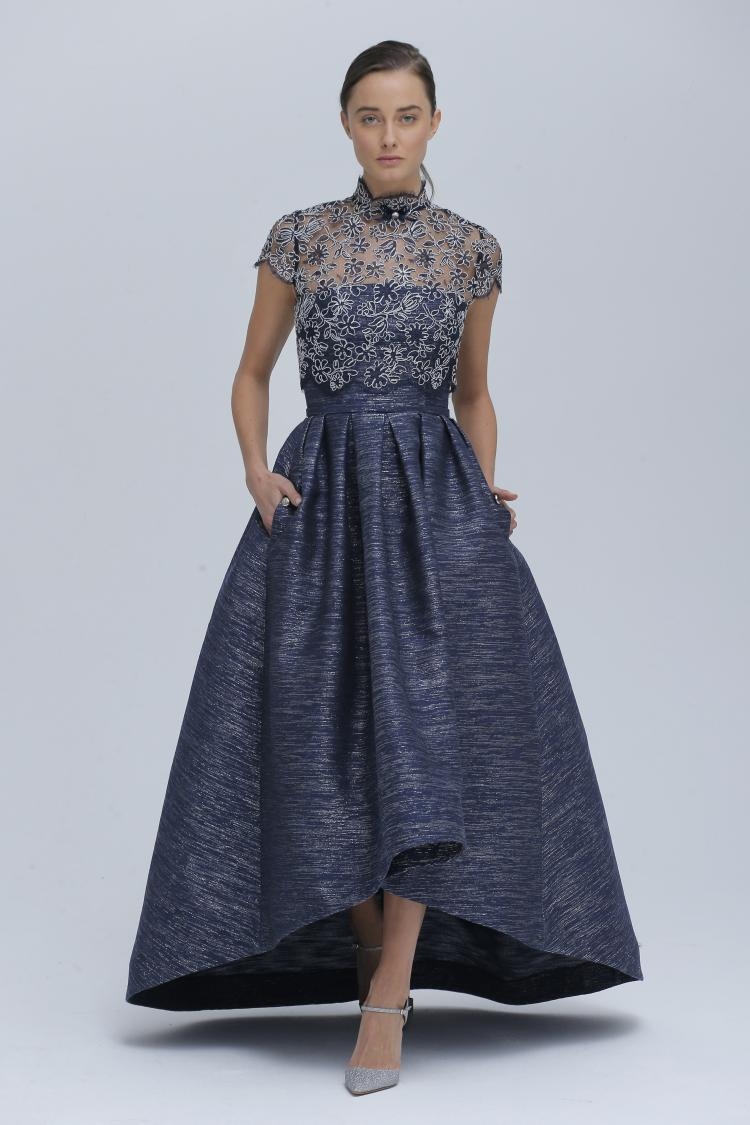 Elegant Dresses For Your Engagement By Gracy Accad