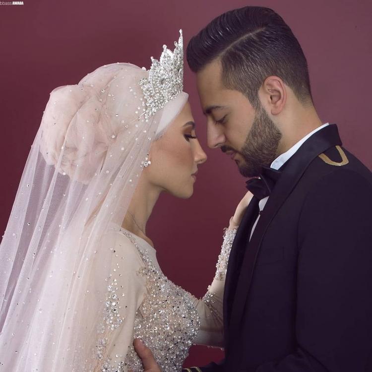 حفل زفاف نيرمين ومحمد في الكويت