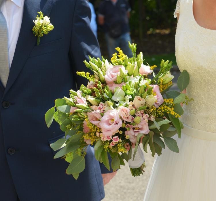Unique Wedding Flowers By Dahlia Design