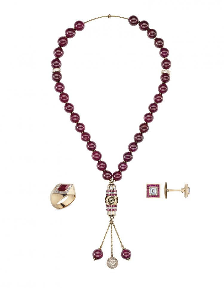 A Sparkling Gift Guide for Ramadan by Mouawad