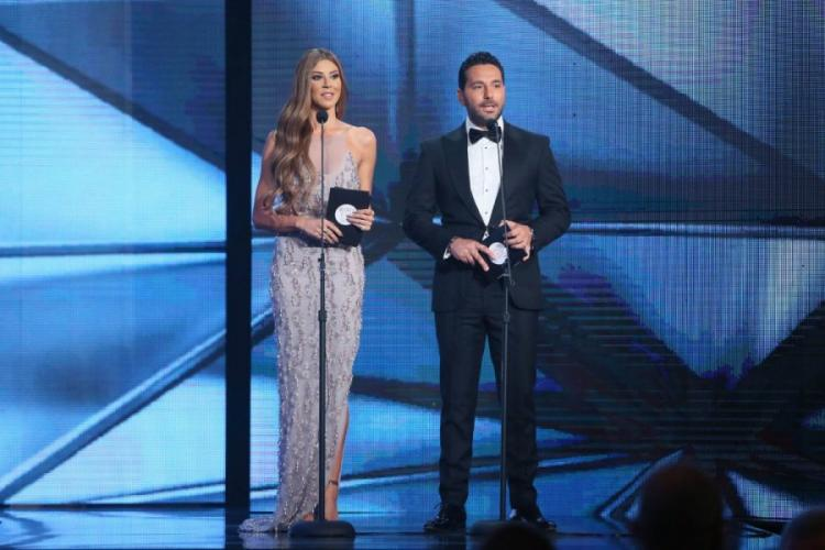 Best Dressed Celebrities at The Murex D'or 2018
