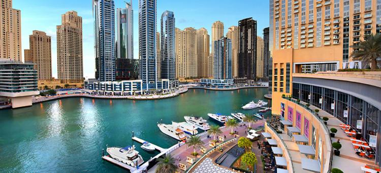 Best Wedding Venues in Dubai Marina