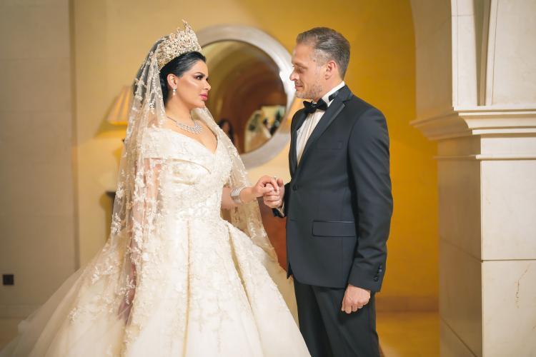 The Wedding of Lara Abdallat and Ali Bibi
