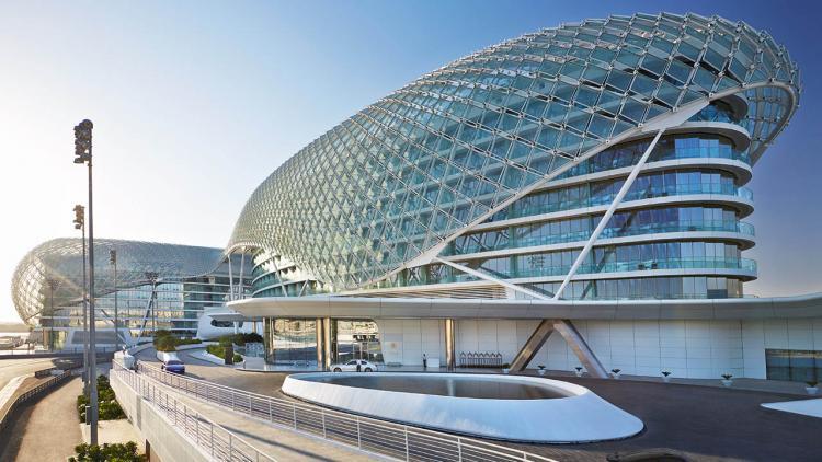 Best Wedding Venues on Yas Island hotels Abu Dhabi