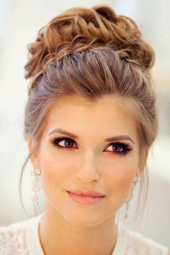 Bridal Hair Up Dos For Your Big Day