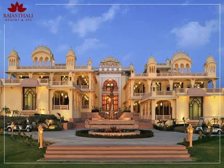 Rajasthali Resorts & Spa - A Great Wedding Destination in Rajasthan