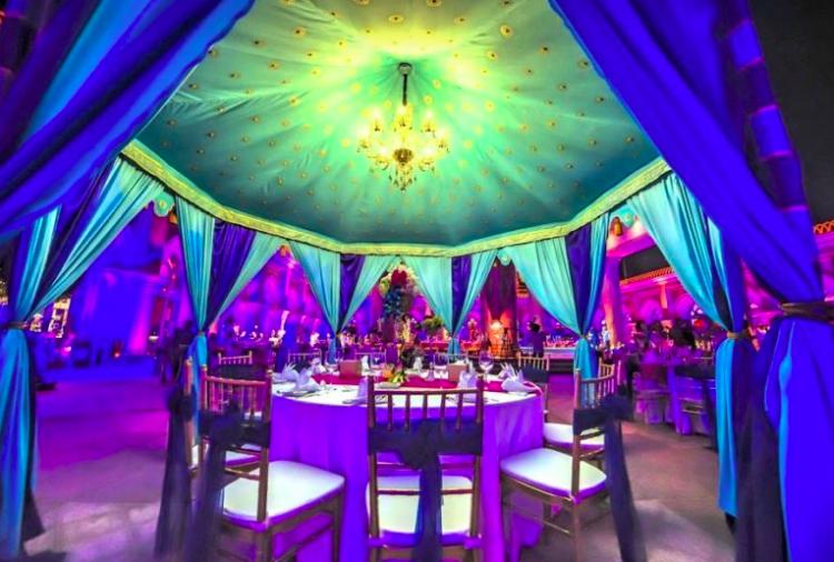 أشهر منظمي حفلات الزفاف في العين