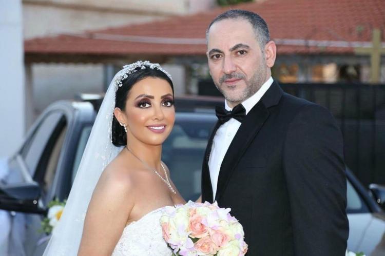 The Elegant Wedding of Diana Suleiman and Walid Owais in Jordan