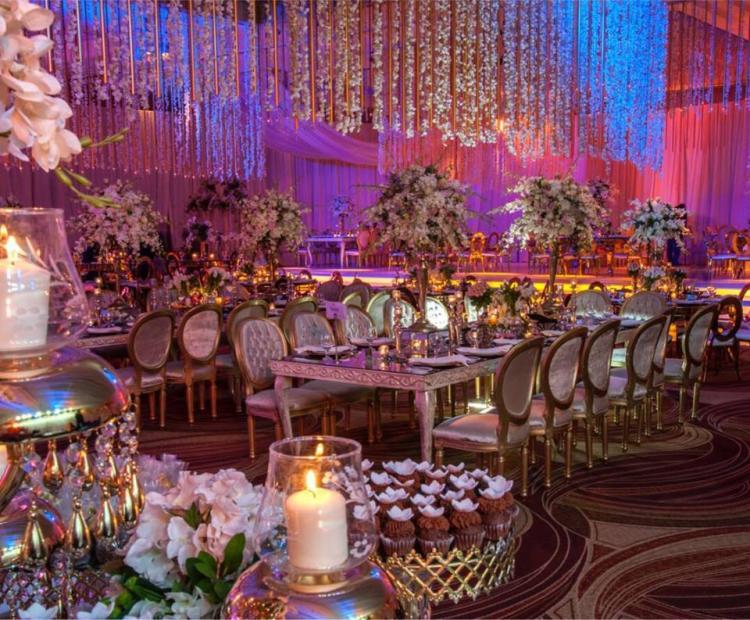 أشهر منظمي حفلات الزفاف في مصر