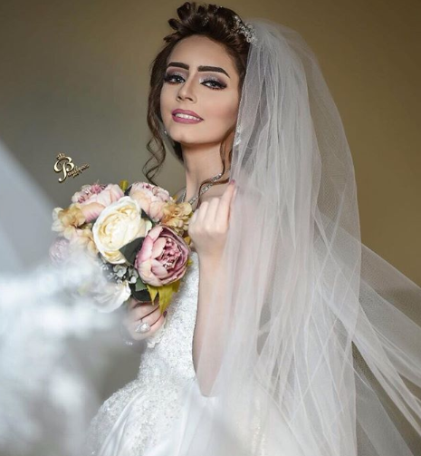 Bridal Makeup Looks by Saudi Makeup Artist Fatima Bou Jbara