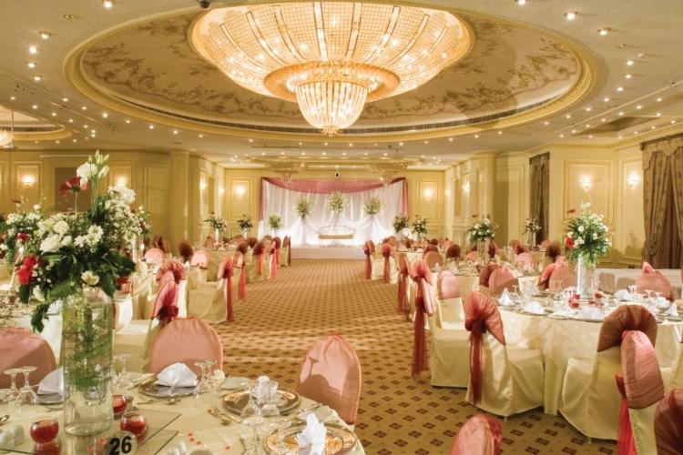 The Wedding Halls at Al Masah Hotel in Cairo