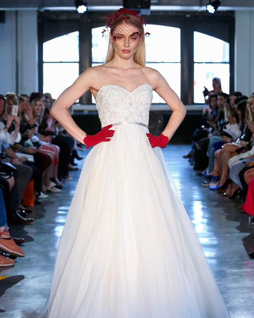 Spring 2019 Wedding Dresses By Watters