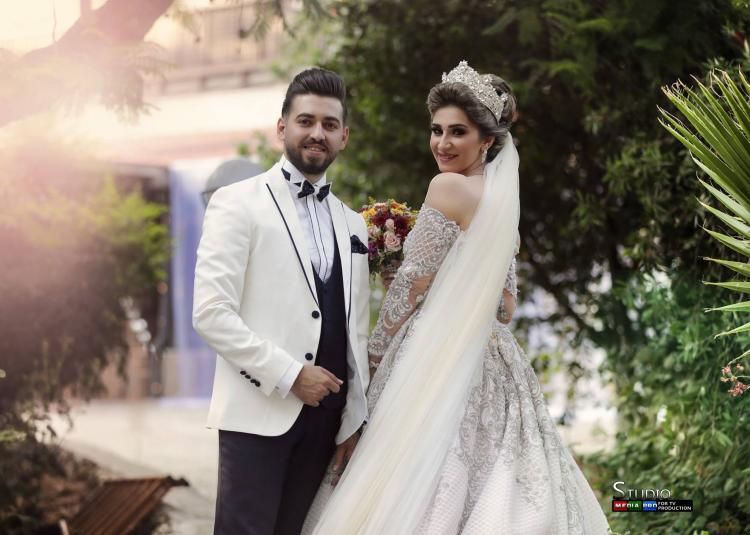 The Wedding of Mohammad and Zain in Nablus