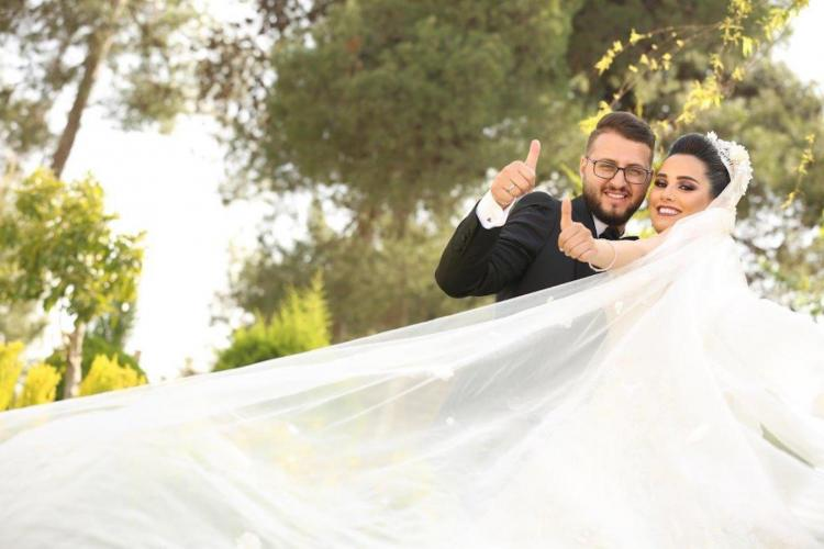 The Wedding of Mahdi and Rand in Ramallah