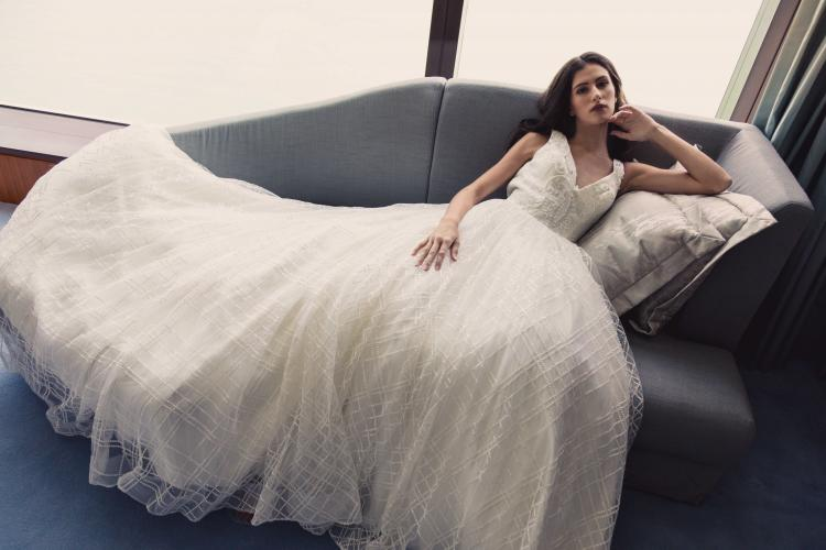An Interview With Bridal Fashion Designer Rania Hatoum