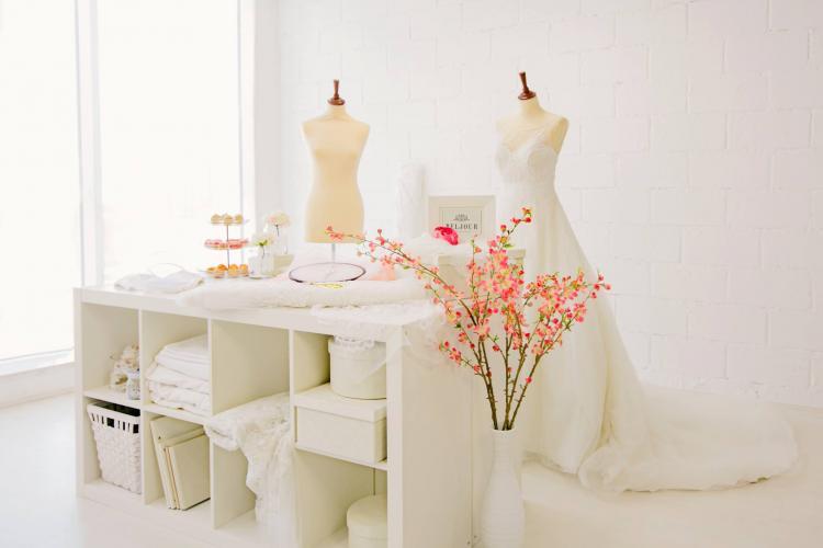 أشهر 9 محلات فساتين اعراس في دبي