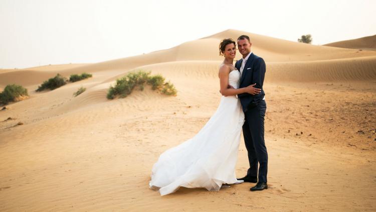 Unconventional Wedding Venues in Dubai