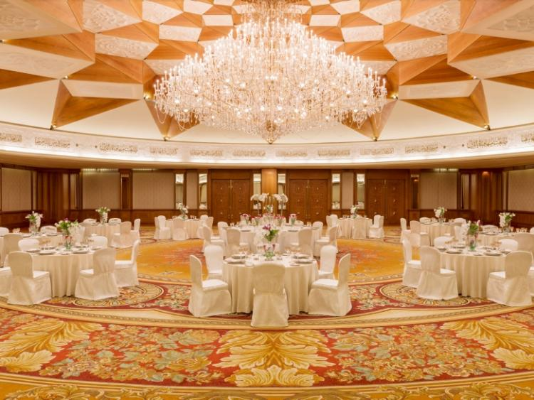 Top 6 Hotels For Weddings in Kuwait
