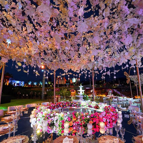 The Best of Lebanon's Summer Weddings - August 2018
