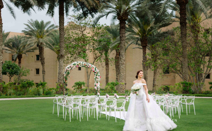 Top Wedding Venues in Dubai