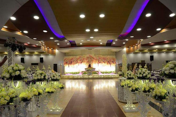 حفل زفاف وسناء وعبدالله في العراق