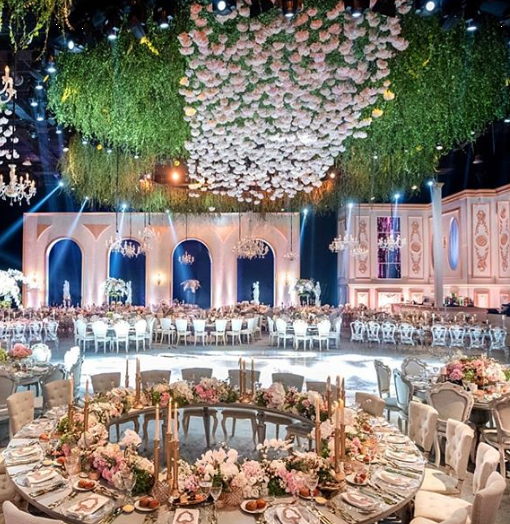 Top Lebanese Weddings In September 2018 Arabia Weddings