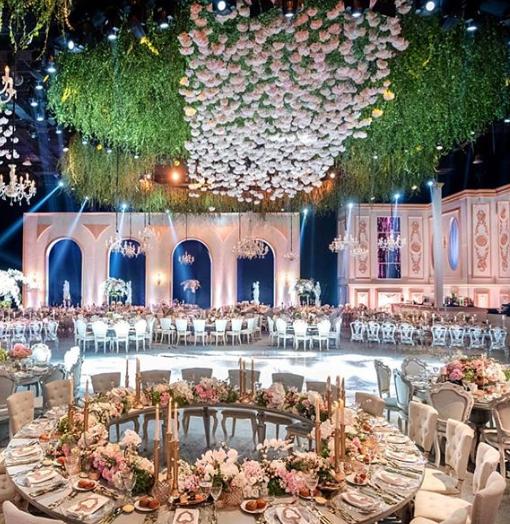 أجمل حفلات الزفاف الصيفية في لبنان - سبتمبر 2018