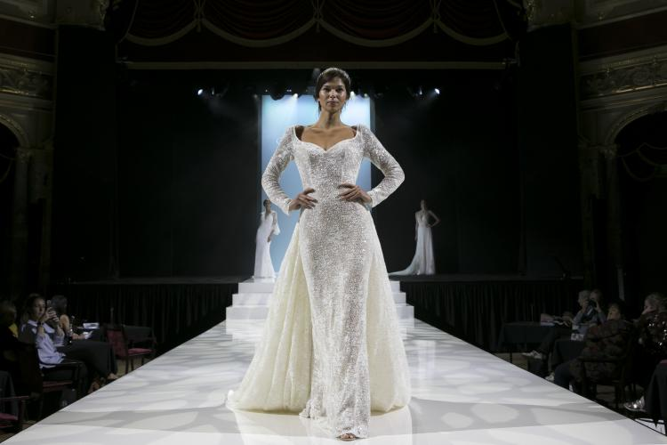 The Top Wedding Dress Trends Spotted at The Harrogate Bridal Show