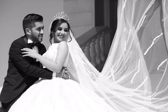 The Wedding of Jinan and Abdullah in Lebanon