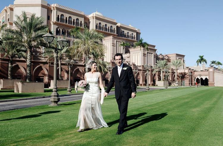 The Top Wedding Photographers in Abu Dhabi