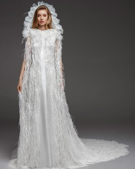 The Most Beautiful Wedding Dresses For The Fall/Winter Bride
