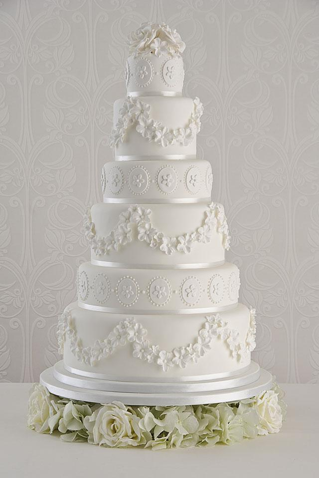 Top 5 Wedding Cake Shops in Riyadh