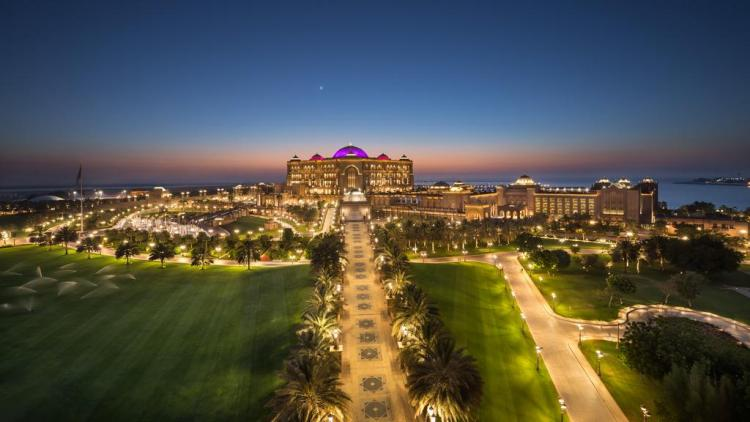 Top 7 Wedding Venues in Abu Dhabi