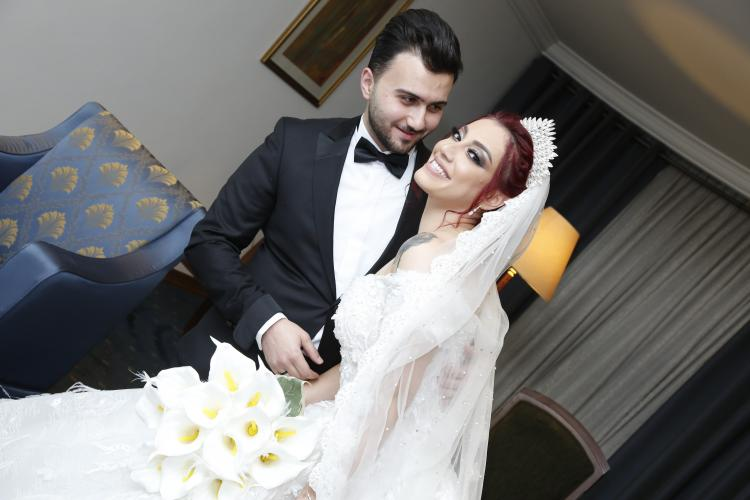 The Wedding of Mayan and Momen in Amman