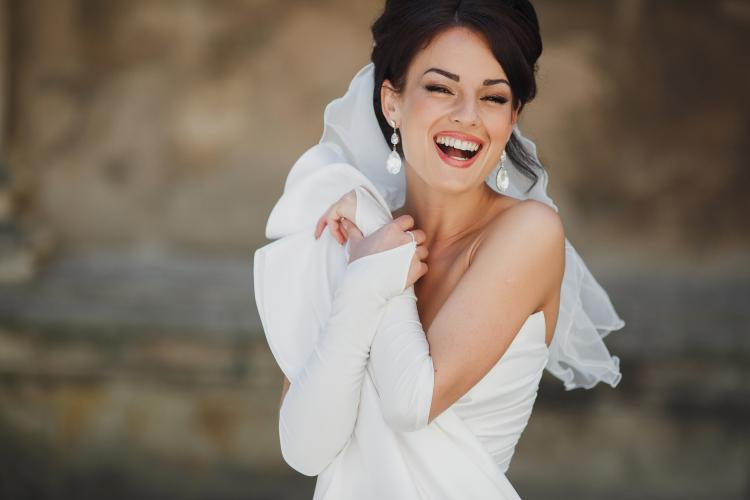 Get Straight Teeth For Your Wedding Day
